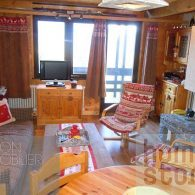 Armaille 20.1##Appartement de 3 pièces en duplex rénové ski-in ski-out