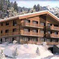 L'Alpaka A1##Luxueux appartement de 4,5 pièces aux pieds des pistes de ski