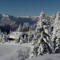 Chalet Julia##Magnifique chalet avec vue extraordinaire à 200m du téléski