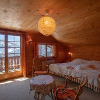 Chalet Roc d'Eslex ## Chalet typique de 2 appartements vue dégagée sur les montagnes