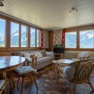Les Chavonnes ## Joli 3 pièces en duplex, belle vue sur les montagnes