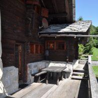 Chalet Demeindze##Un magnifique mazot complètement rénové sur la piste de ski