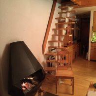 Arsets 57 ##  joli 2 pièces en duplex  avec vue extraordinaire