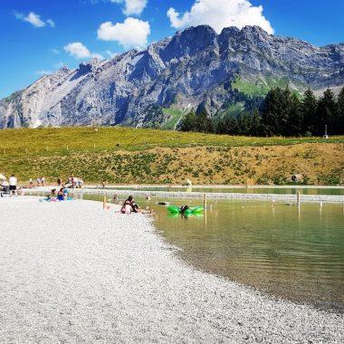 Lac Alpe des Chaux