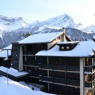 Les Outanes ## joli 2 pièces, belle vue et proche de la piste de ski