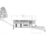 Terrain avec projet d'un chalet en résidence secondaire## à 2 pas de la télécabine