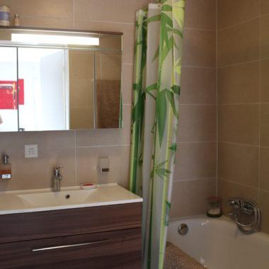 Salle de bain baignoire 1